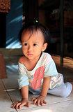 Asian boy