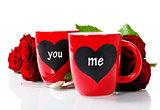 Valentine cups