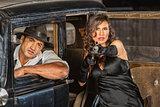 Dangerous 1920s Vintage Gangsters