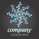 floriculture company logo