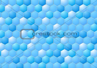 Abstract geometrical vector design
