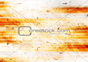 Abstract grunge colorful vector background