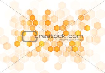 Abstract bright vector backdrop