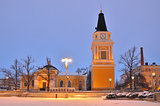 Tampere, Finland. The Old church