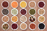 Pulses Selection