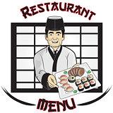 Sushi Restaurant Menu