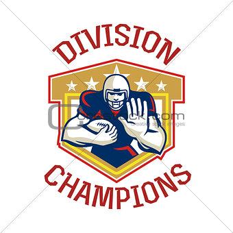 American Football Division Champions Shield