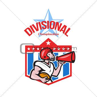 American Football Quarterback Divisional Champions