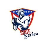 American Football Quarterback State Series