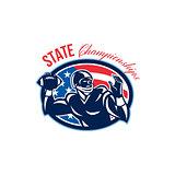 Quarterback State Championships Retro