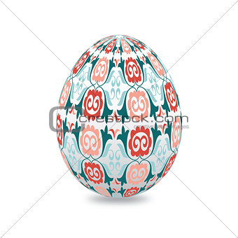 Artistic Easter Eggs
