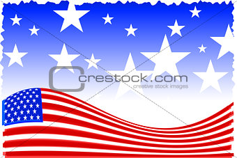 american patriot background