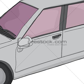 Close Up Automobile