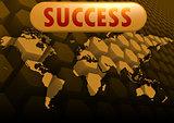 Success world map