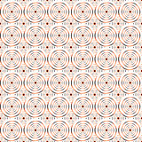 Design seamless spiral circle pattern. Geometric colorful backgr