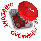 Overweight Problems - Decision Making Concept
