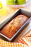 Lemon poppy seeds cake