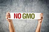 No GMO.