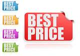 Best price label set