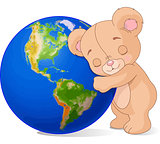 Love Earth Bear