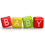 Baby cube word