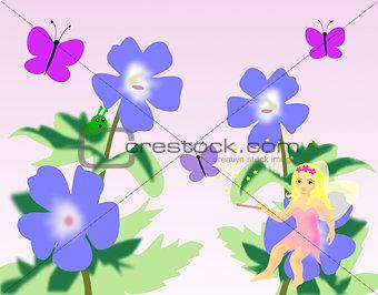 Little Flower Fairy