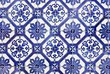 Traditional Portugese Tile (azulejos), Lisbon, Europe