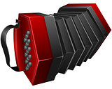 Red concertina