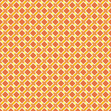Sunny orange vector seamless autumn background
