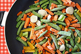 Assorted Frozen Vegetables