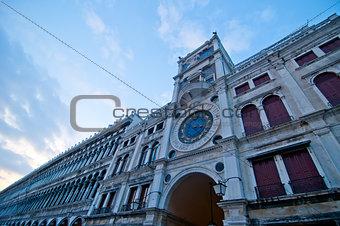 Venice Italy Saint Marco square