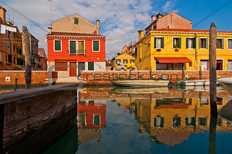 Venice Italy pittoresque view