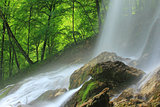Waterfall of Bad Urach