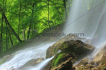 Waterfall of Bad Urach