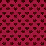 Valentine background - seamless heart texture