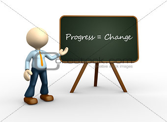 Progress and change