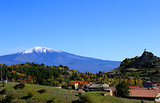View on Etna
