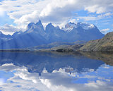 Cuernos del Paine mountains.