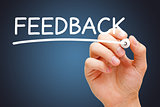 Feedback White Marker