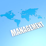 Management world map