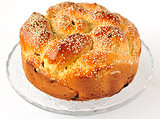 Easter Sweet Bread, Kulitch