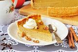 A Piece of Pumpkin Pie