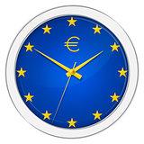 Euro Clock