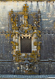 Tomar Castle - the famous chapterhouse window