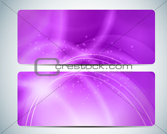 Abstract Aqua Background Card Vector Iillustration
