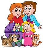 Family theme image 3