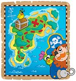 Treasure map topic image 4