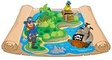 Treasure map topic image 7