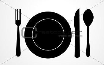 food icon, food symbol