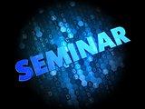 Seminar on Digital Background.